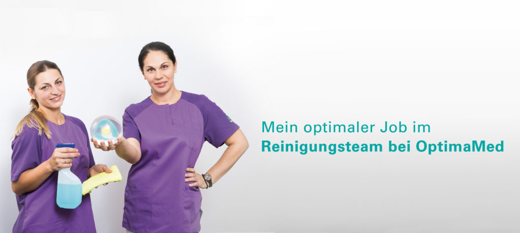 OM Reinigungsteam